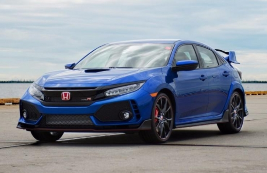 Новая Honda Civic Type R за 200 тыс. долларов