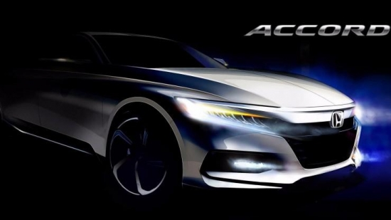 Honda Accord: a new generation is coming