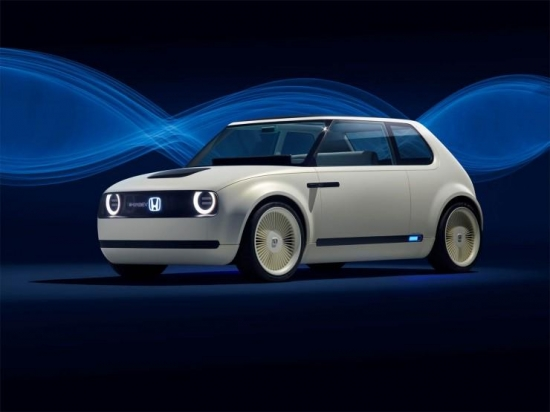 Honda Urban EV is close to production